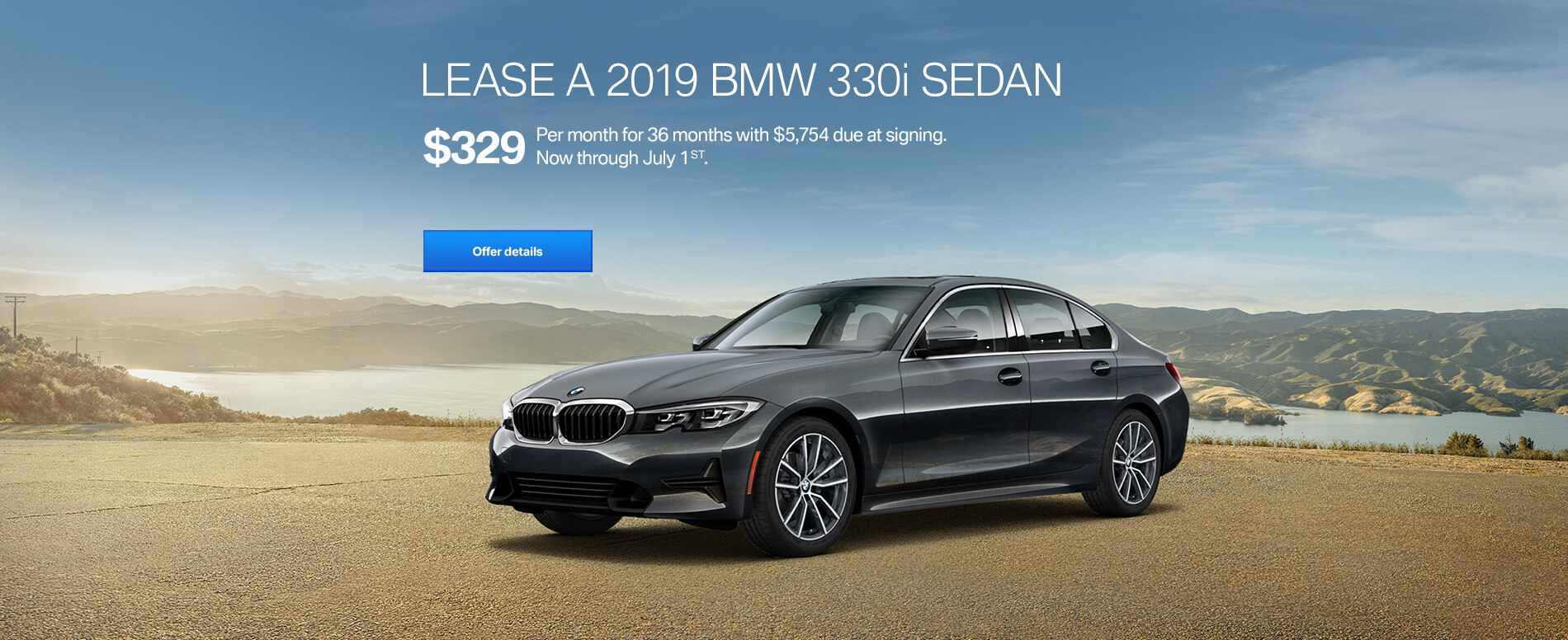 Lease A 2019 Bmw 330i Xdrive For 429 Month 36 Months With