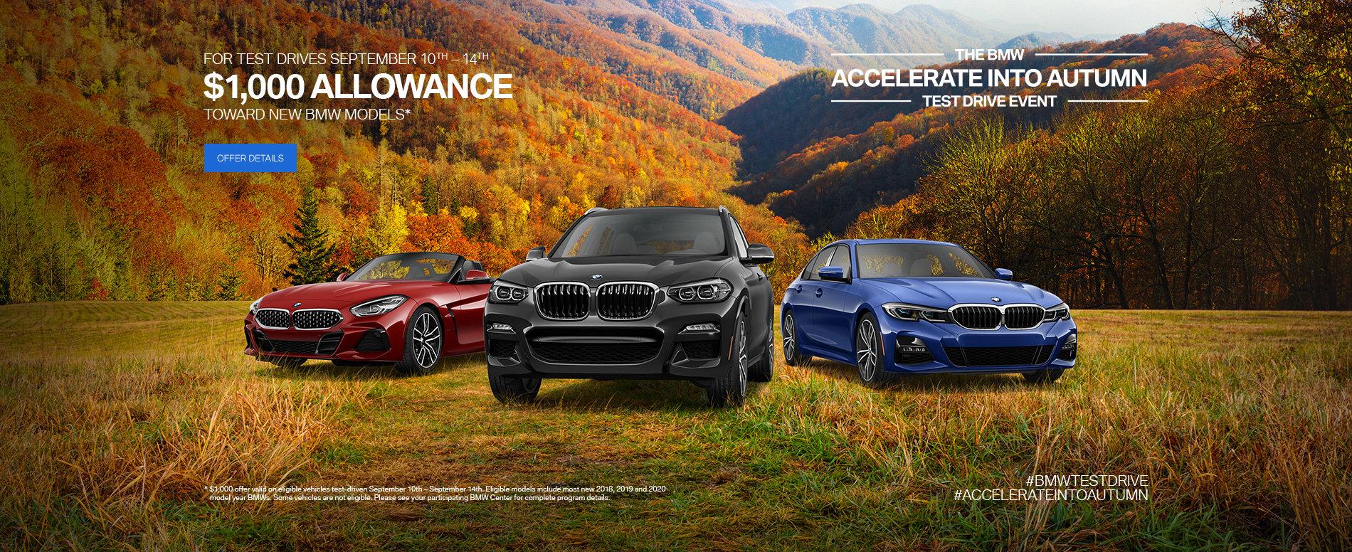 BMW Car Dealer - Austin, Round Rock, & Cedar Park, TX | BMW