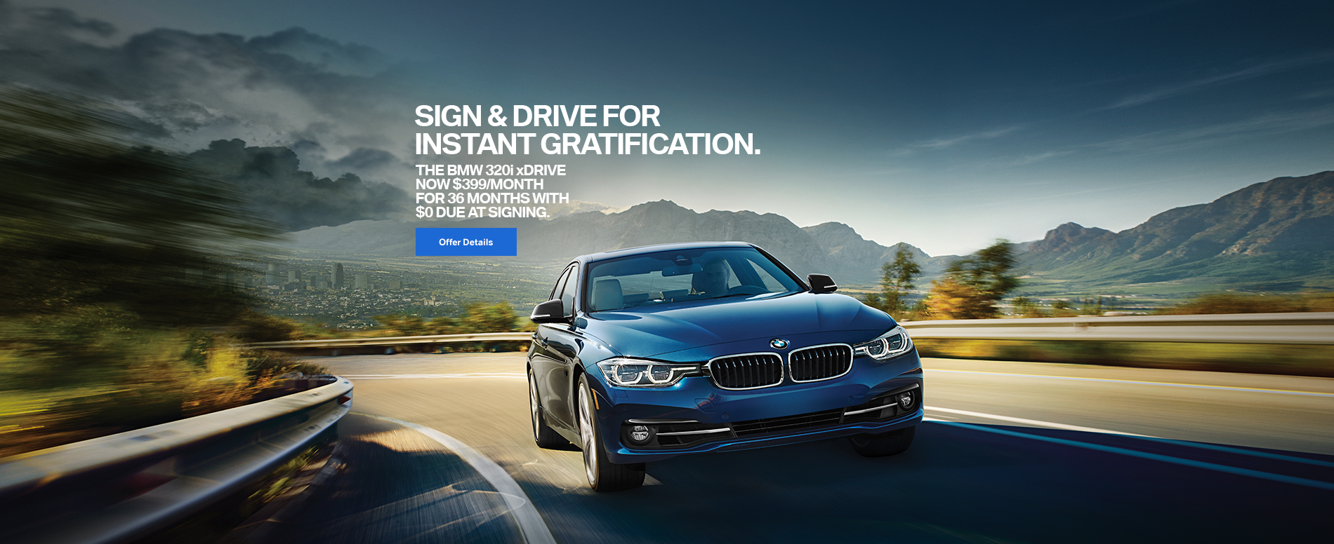 LEASE A 2017 320i xDrive FOR $399/MO FOR 36 MONTHS