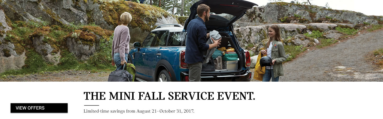 MINI Fall Service Event