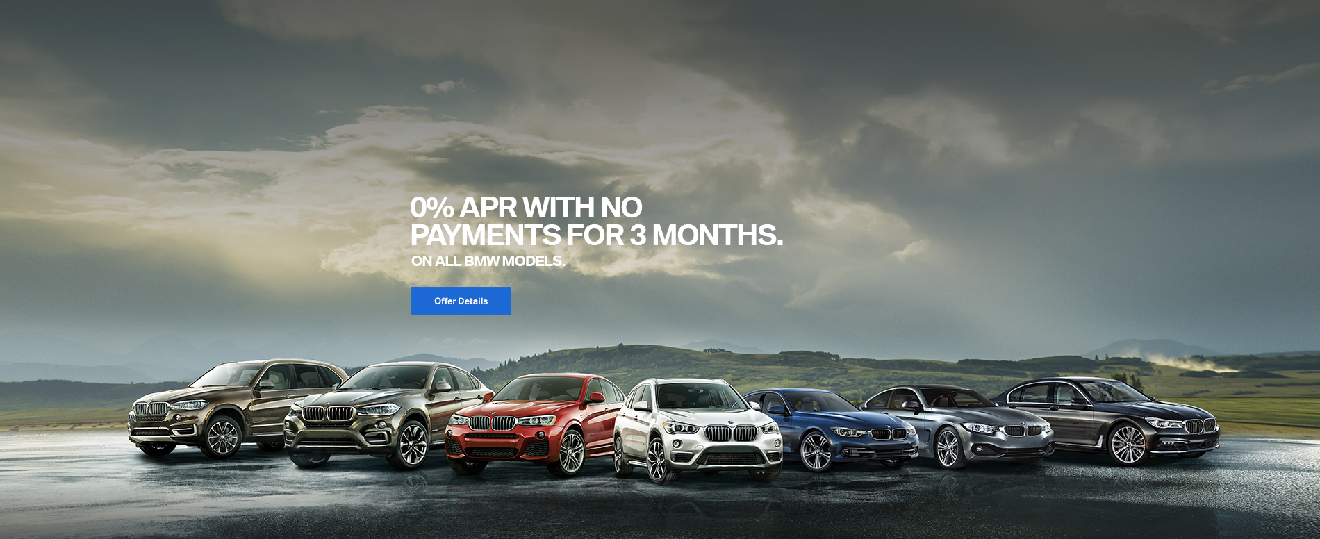 0% APR WITH NO PAYMENTS FOR 3 MONTHS
