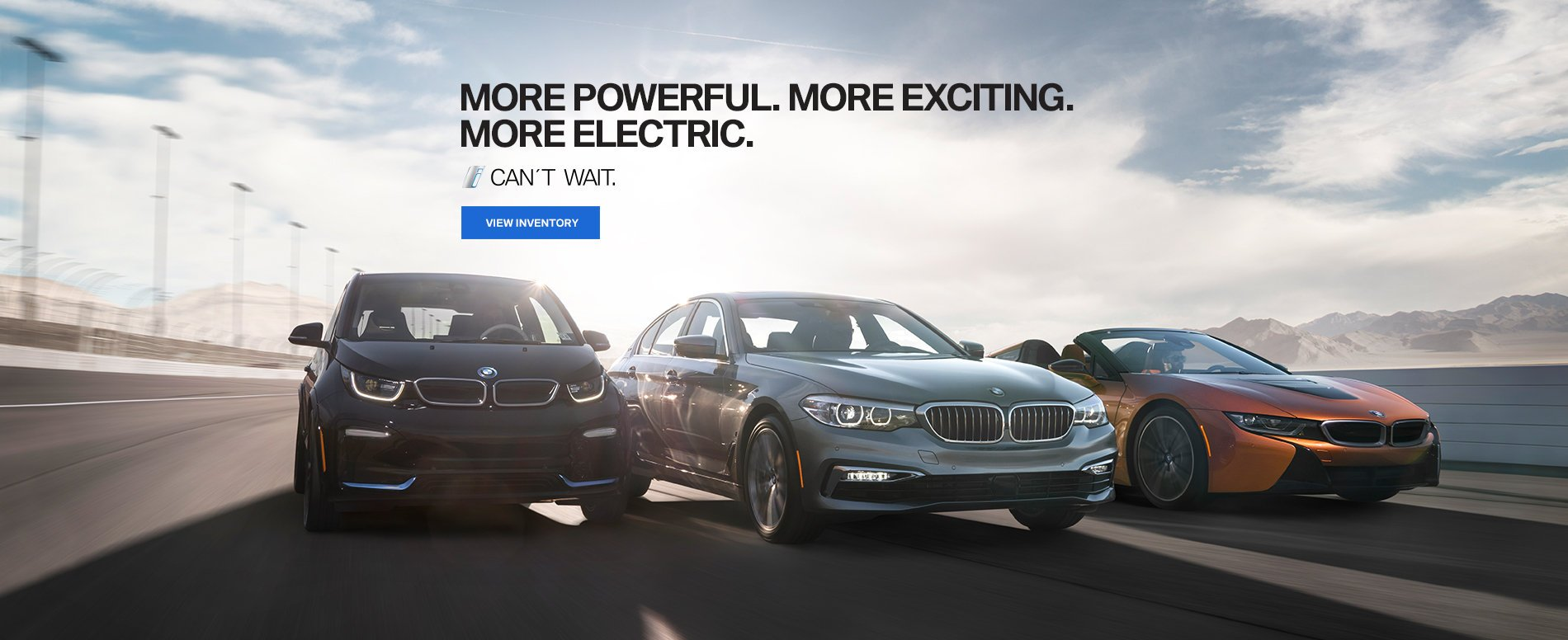 More Powerful. More Exciting. More Electric.