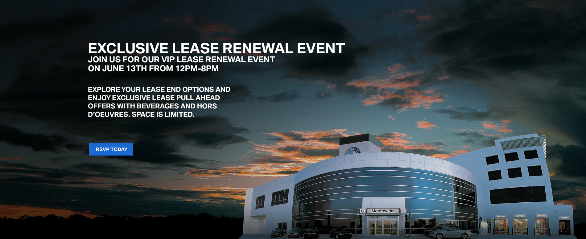 Lease Renewal Event