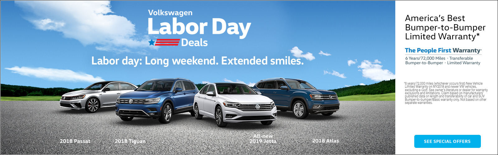 Volkswagen Labor Day