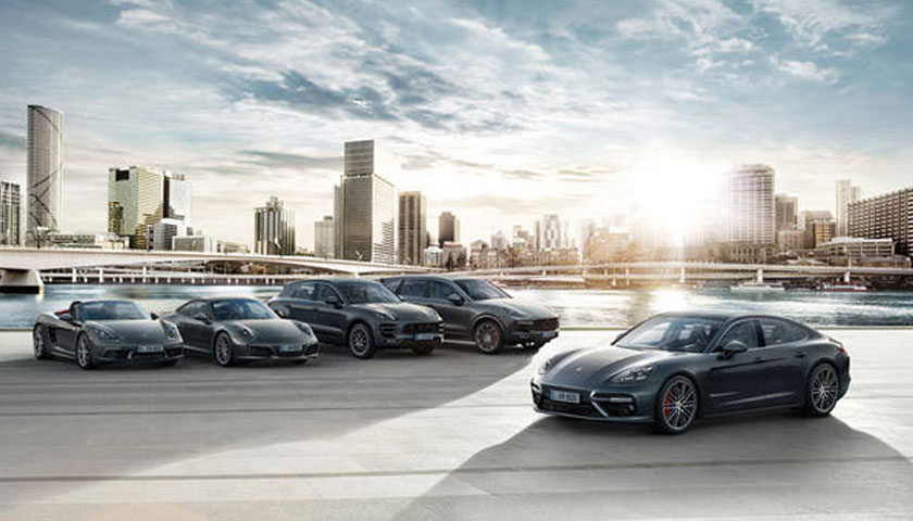 Porsche New & Used Car Dealer - San Jose & Santa Clara, CA ...