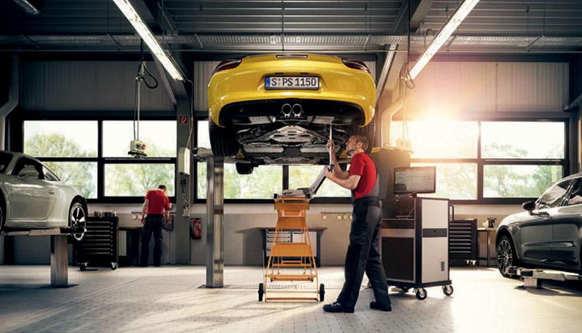 Tempe Honda Service >> Porsche New & Used Car Dealer - Chandler, Tempe & Phoenix, AZ | Porsche North Scottsdale