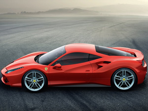 Ferrari 488gtb Design Overview