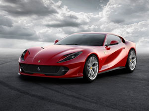 Ferrari 812 Superfast Design Overview