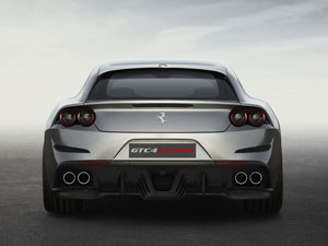 Ferrari GTC4LussoDesign Overview