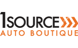 1 Source Auto Boutique Homepage - Mobile Retina Logo