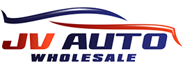JV Auto Wholesale Homepage - Logo