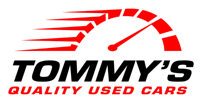 Tommy's Quality Used Cars Homepage - Retina Logo