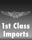 1st Class Imports LLC. Homepage - Mobile Retina Logo