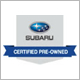 This Vehicle is Subaru Certified Pre-Owned