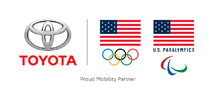 Toyota Proud Olympic Partner