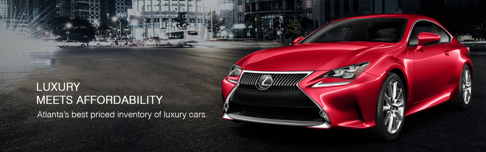 Atlanta Luxury Motors Roswell Home Page