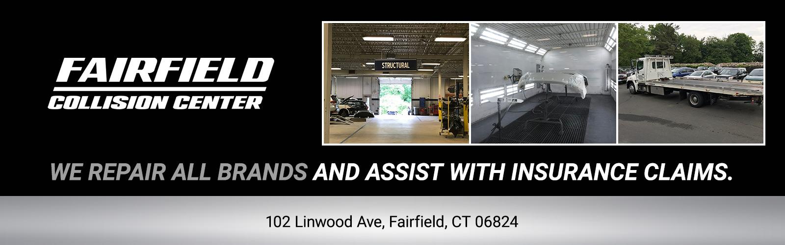 Auto Body Shop, Collision Center - Serving Bridgeport
