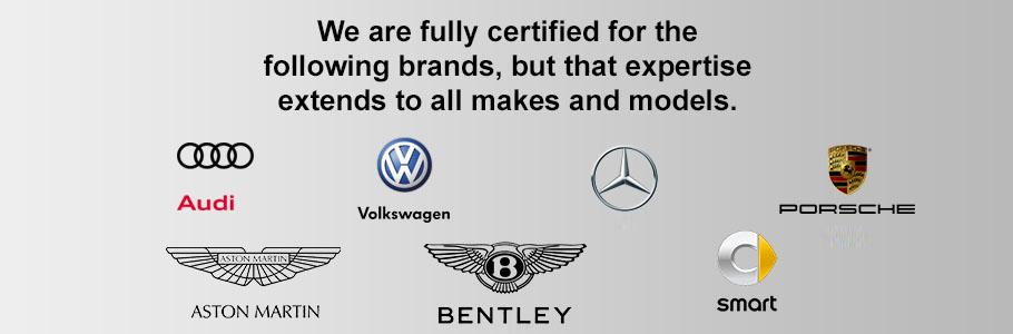 Auto Body Shop Collision Center ViennaArlingtonAlexandria VA - Audi certified collision repair