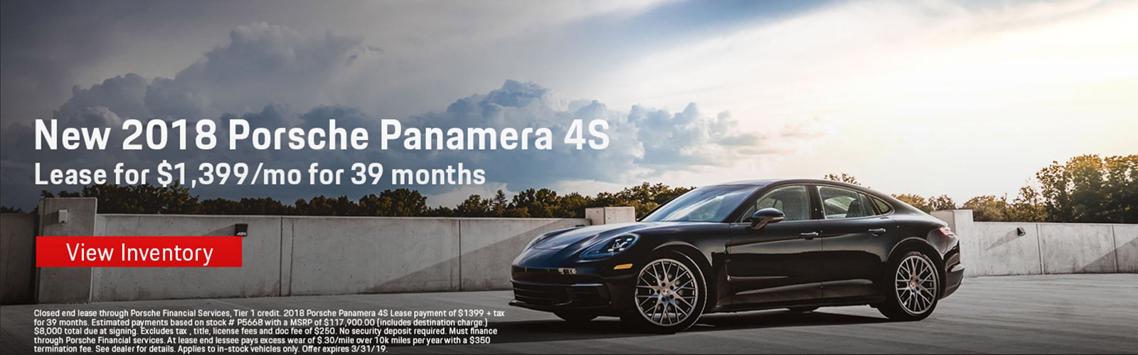 Panamera 4s 03/04/19