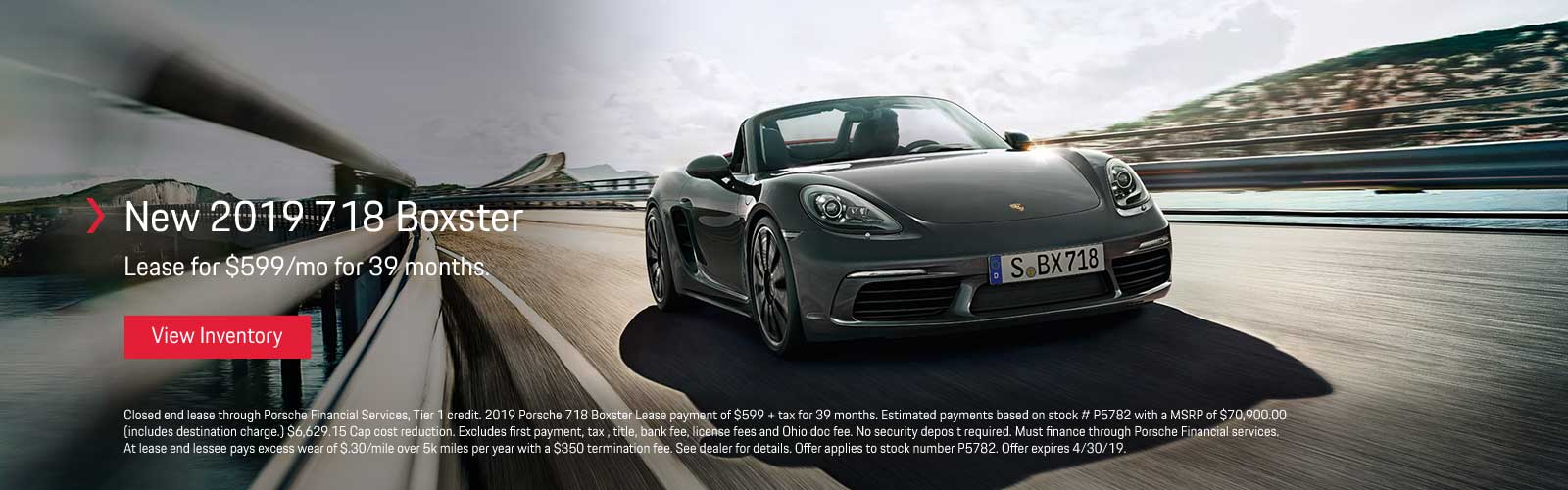 718 Boxster 04/03