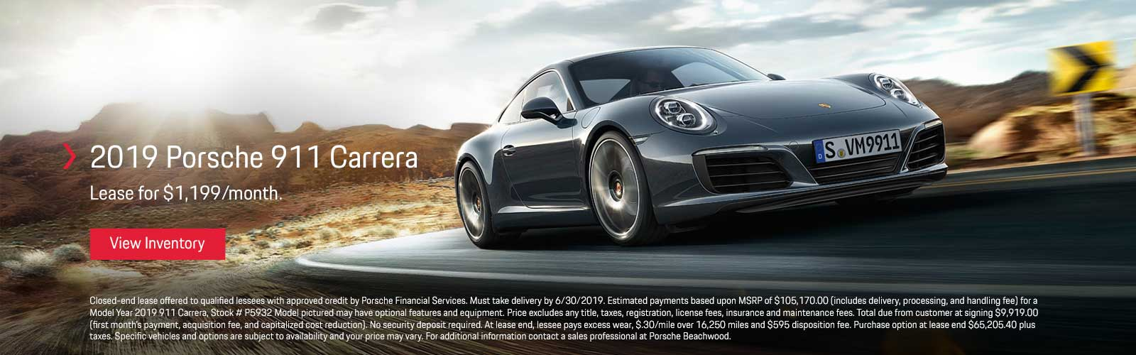 911 Carrera 06/04/19