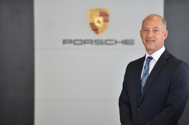 Mark DiPalma Porsche Transport Consultant