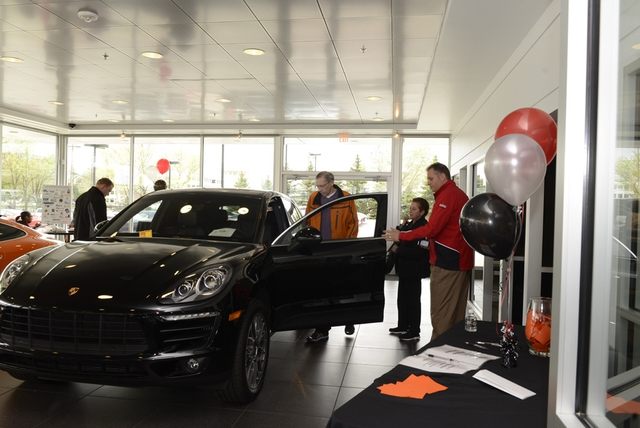 Porsche Macan Launch