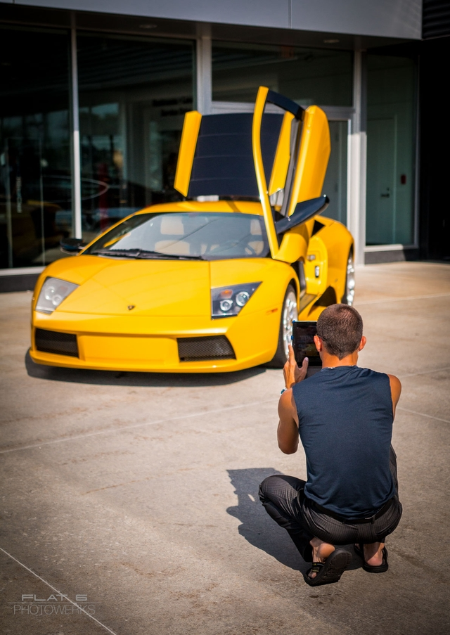 Getting the shot