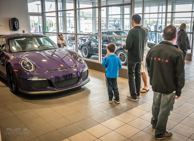 A great time for enthusiasts of all ages!