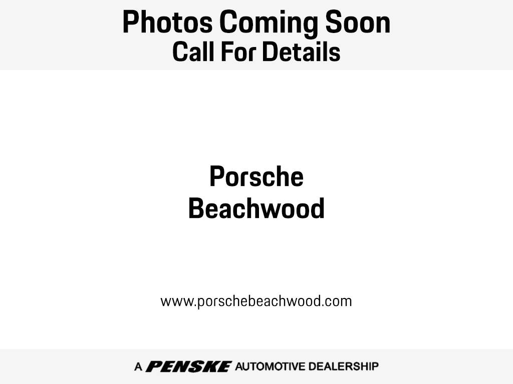 2020 New Porsche Cayenne Turbo AWD at Penske Cleveland Serving all of  Northeast, OH, IID 19342122