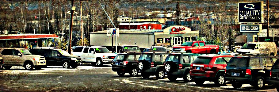 Quality Auto Sales Used Cars Trucks Suvs Anchorage