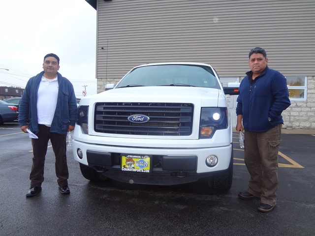 2014 Ford F-150 FX4 5.0L V8 4WD