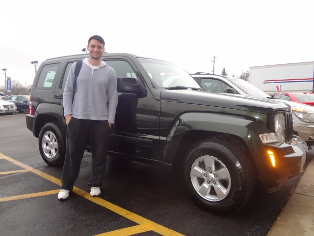 2012 Jeep Liberty Sport 3.7L V6 One Owner