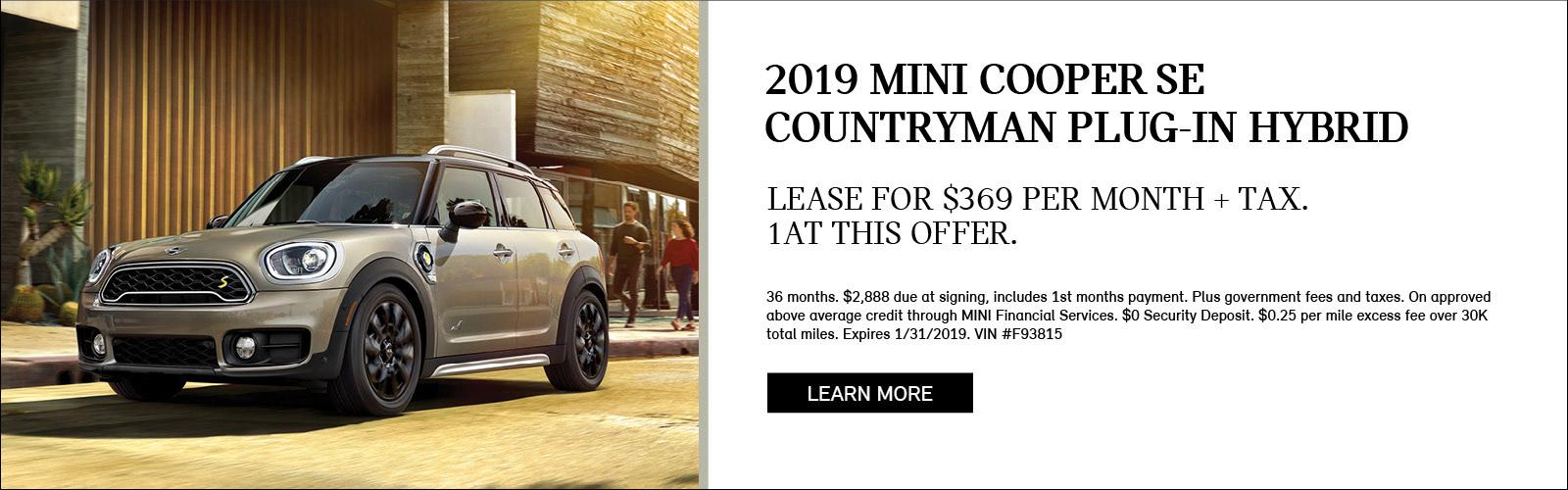 Countryman Hybrid 1/4/19