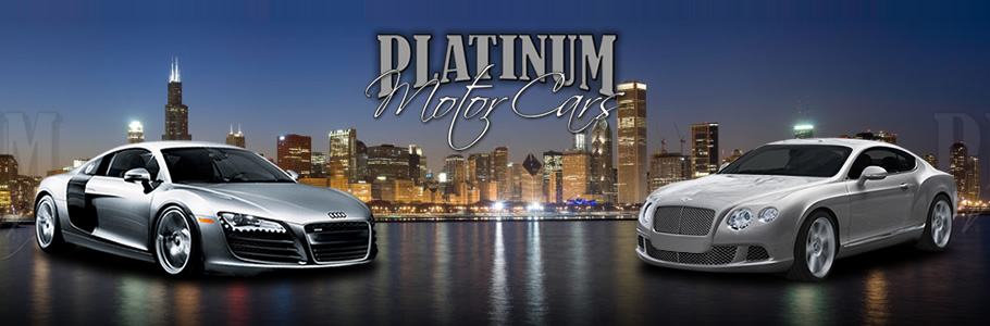 Platinum Motor Cars >> Platinum Motor Cars Serving Northbrook Il