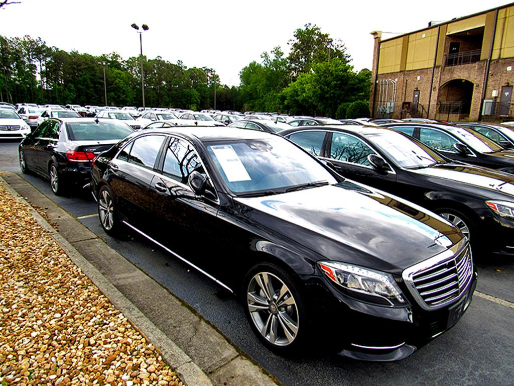 2008 Mercedes-Benz S-Class S550 4dr Sedan 5.5L V8 4MATIC - 15824266 - 5