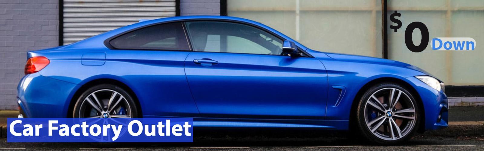 Zero Down BMW