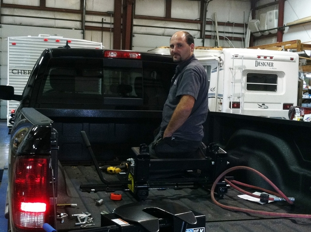 Doug McRobbie  RVDA-RVIA Registered RV Technician