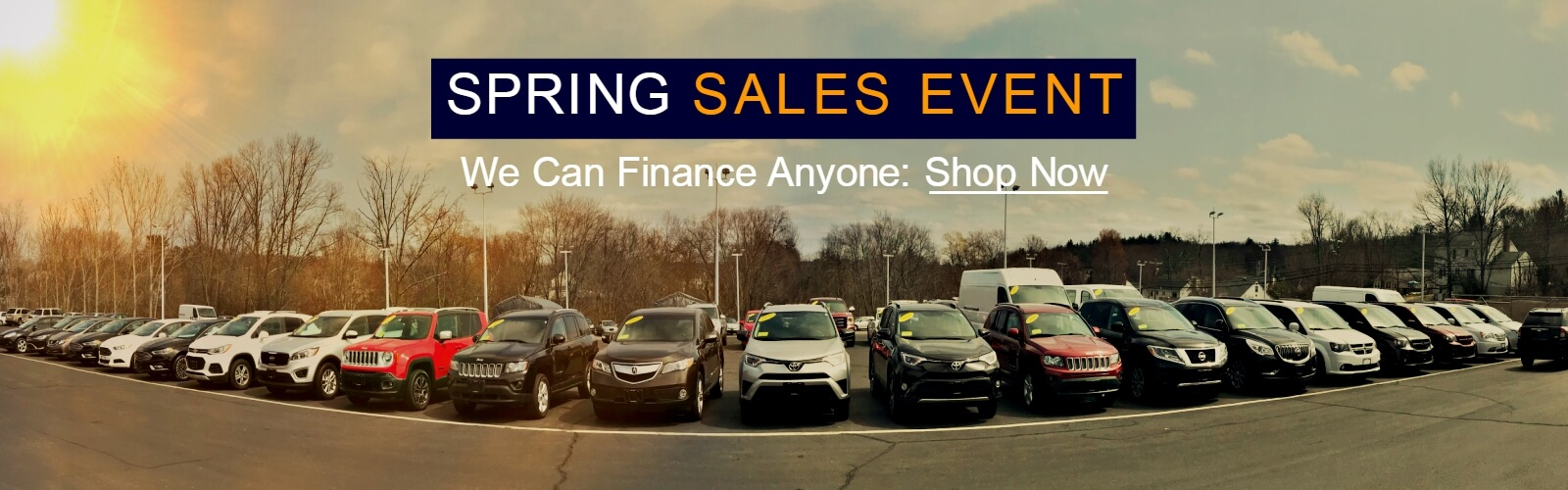Fafama Spring Sales Event 2018