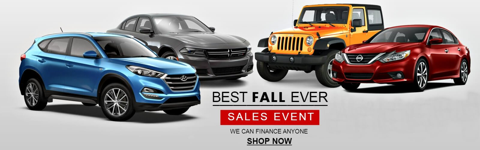 Fafama Fall Sales Event 2018