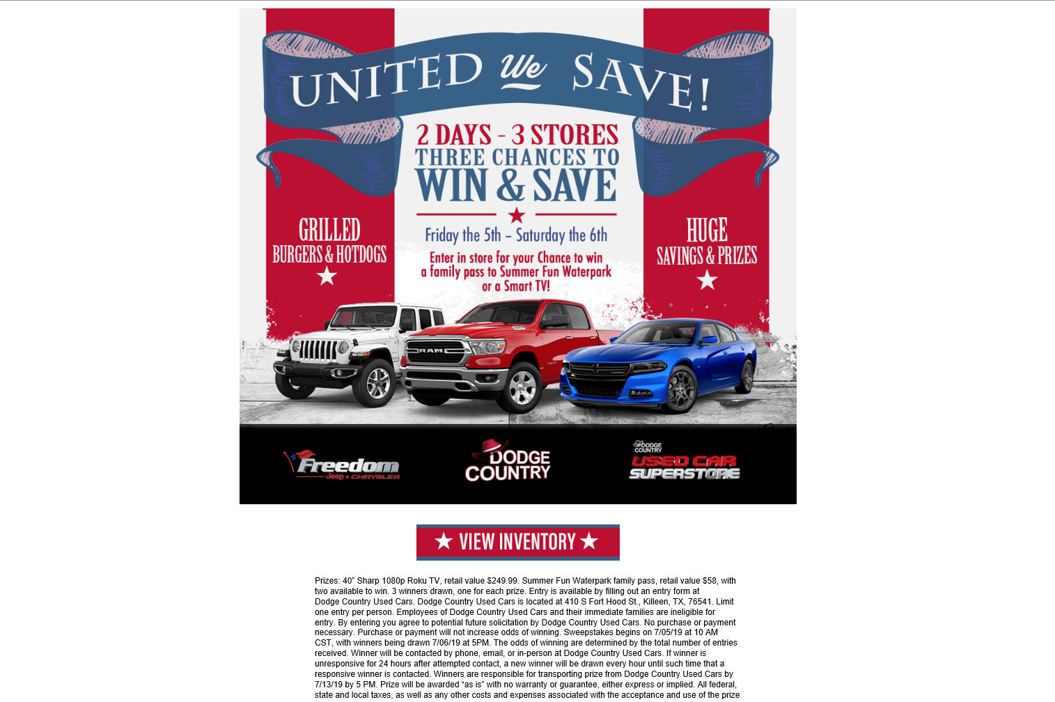 Dodge Country Used Cars Killeen Tx >> Dodge Country Used Cars Serving Killeen, TX, New, Used Cars