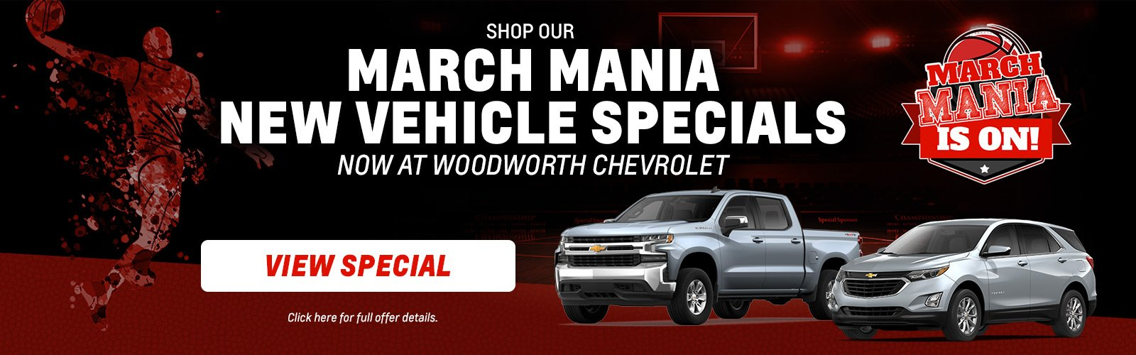Woodworth Chevrolet March 2019