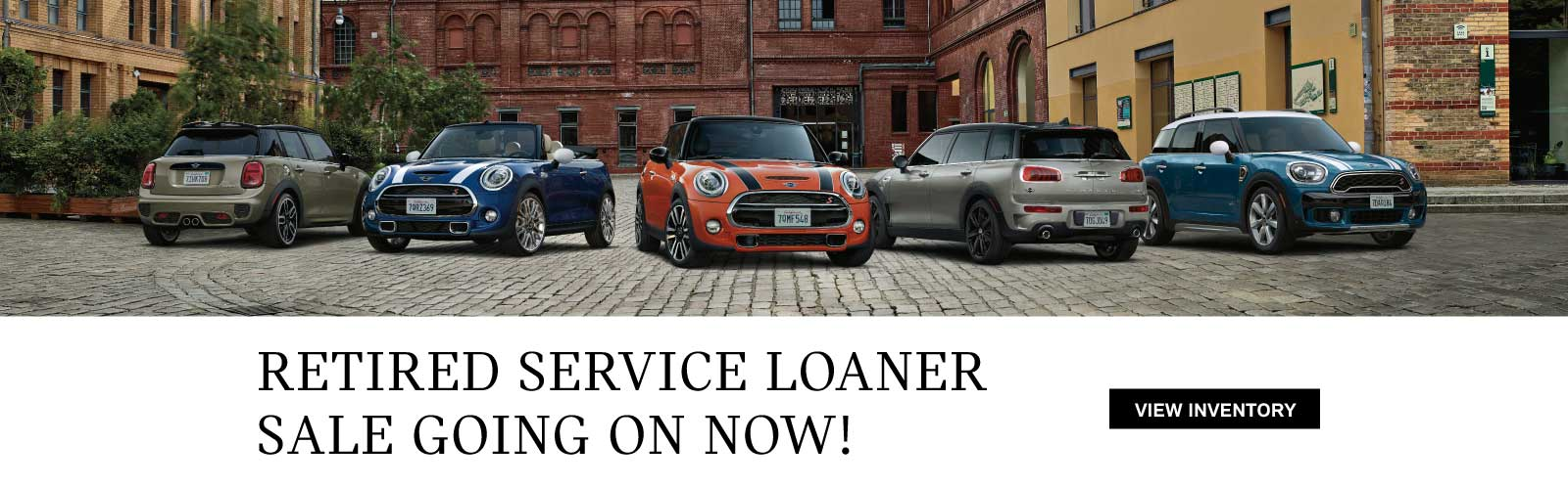 Retired Service Loaners 05/23