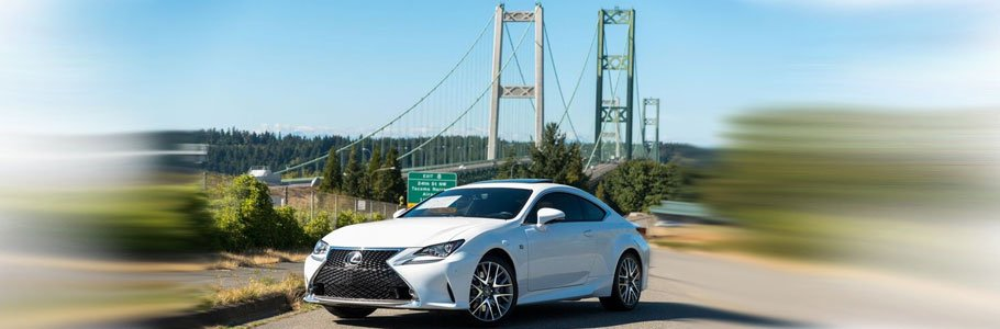 Lexus Narrows Bridge