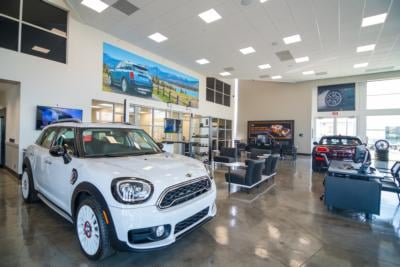 2019 MINI Cooper S Countryman  SUV - Click to see full-size photo viewer