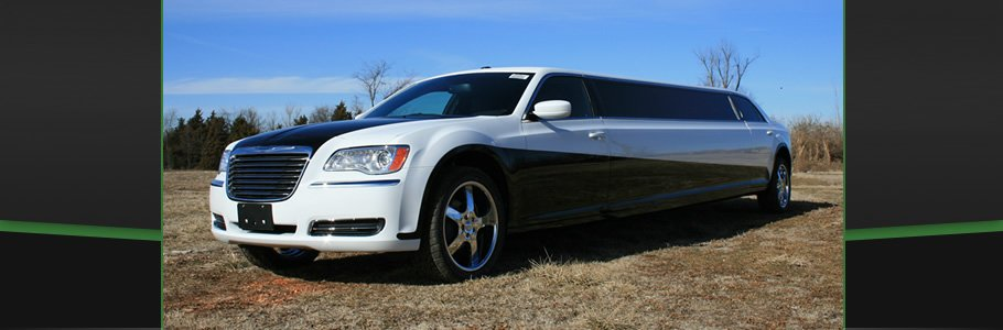 Chrysler 300 limo