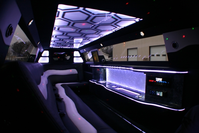 New Limo 140 inch