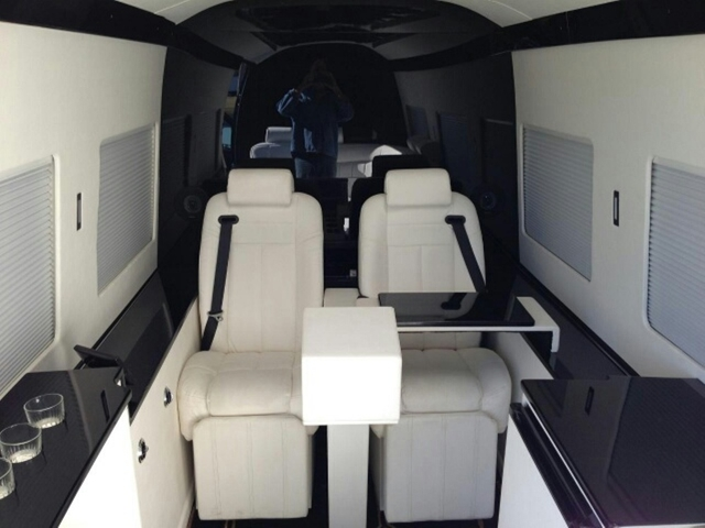 CEO-EXECUTIVE SERIES Mercedes Sprinter