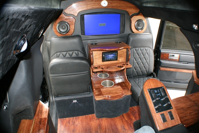 CEO Vehicle