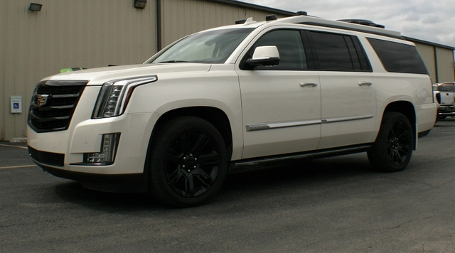 Executive Escalade